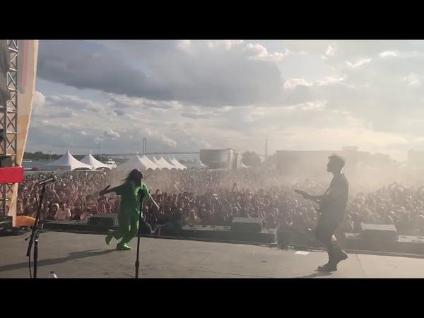 Billie Eilish - COPYCAT (Summer Festival Recap)