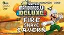 New Super Mario Bros U Deluxe Layer Cake Desert 3