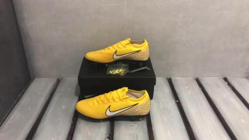 Футбольная обувь Nike Mercurial Vapor XII Pro FG (Hurry_Up)