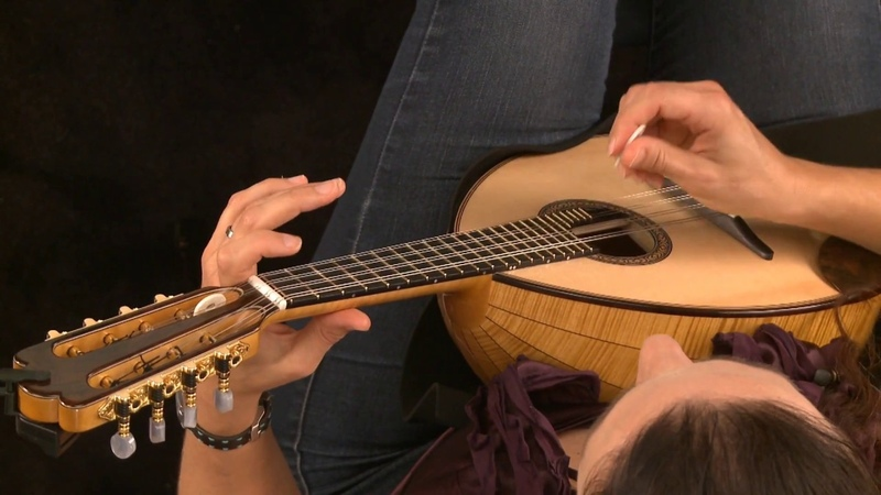 Classical Mandolin with Caterina Lichtenberg - Calace: Bolero