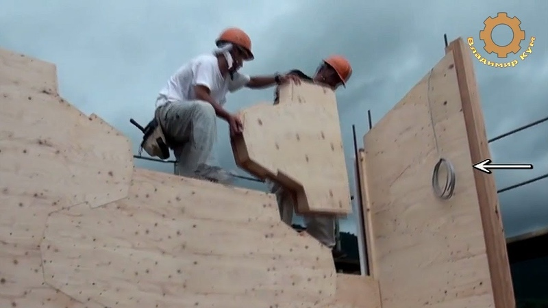 Как строят дом из пазлов в Японии