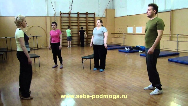 ЛФК при жестком спазме связок коленных суставов_3