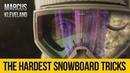 BEST SNOWBOARDING TRICKS Marcus Kleveland The Ultimate Snowboarding Compilation
