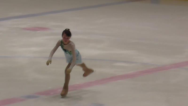 Карина 8 место Оленегорск 9.30 09.12.2018