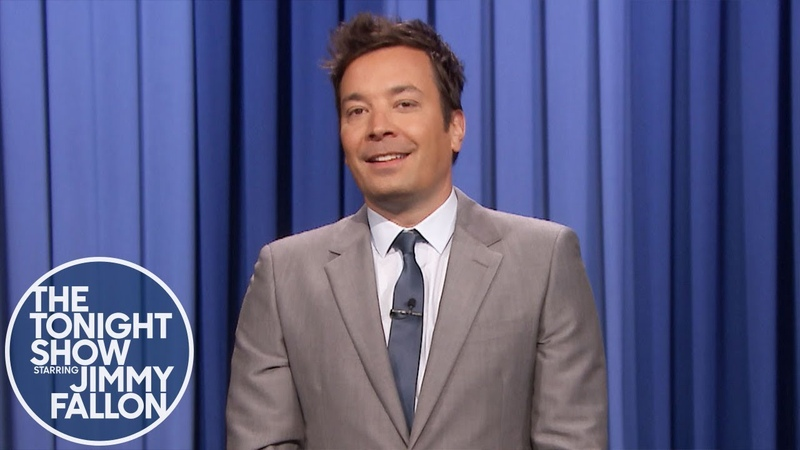 Jimmy Fallon Thinks Mike Pence Wrote the New York Times Resistance Op-Ed