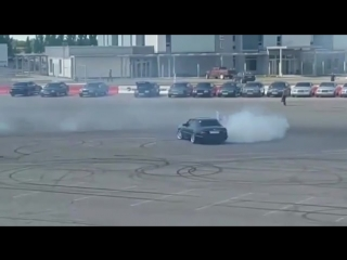 Mercedes-Benz W124 E500 Drift