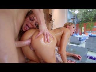 Karma Rx, Kenzie Taylor, ffm threesome anal porno