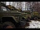 GTA CRMP:Russian Federation: Едем на старую военную часть