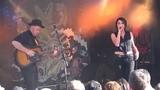 DELANEY DAVIDSON &amp SISTER NICOLE IZOBEL GARCIA - Binic Folks Blues Festival 2015 #folk #voodoorhythm