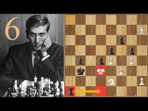 Tell Me, Do You Bleed | Petrosian vs Fischer | (1971) | Game 6
