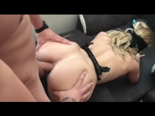 Русское Домашнее Порно Full HD / Deepthroat and Deep Anal ends with MASSIVE Facial