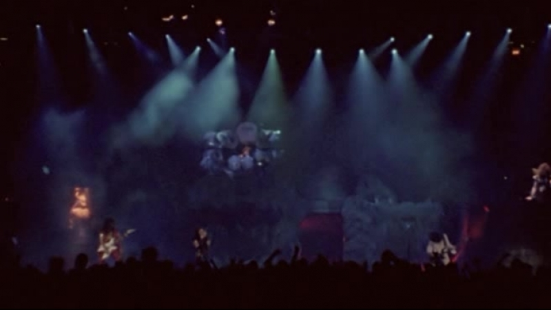 Dio - Finding the Sacred Heart.Live in Philly.1986