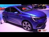 Polestar 2 Electric Vehicle 2020, Renault Clio 2020, Renault Clio RS Line  2020, Renault Twingo  2020,