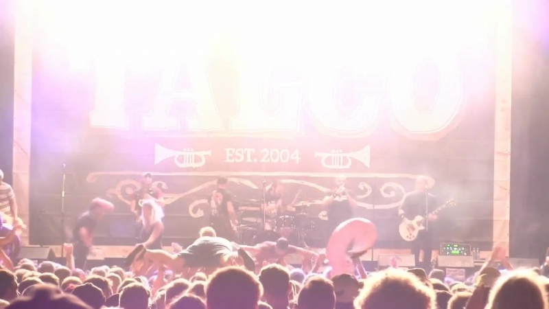 TALCO La Parabola Dei Battagghi Live @ Punk Rock Holiday 1 8