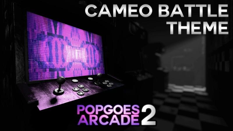 POPGOES Arcade 2 Soundtrack Cameo Battle Theme