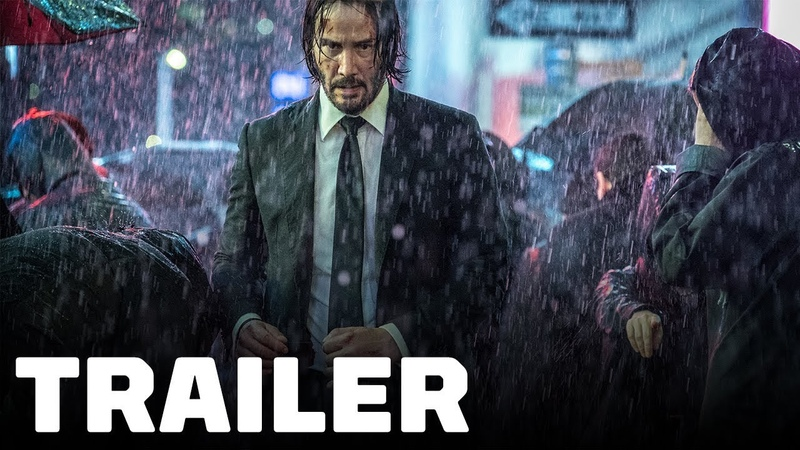 [Норка Орка] John Wick: Chapter 3 - Parabellum Official Trailer (2019) Keanu Reeves, Halle Berry