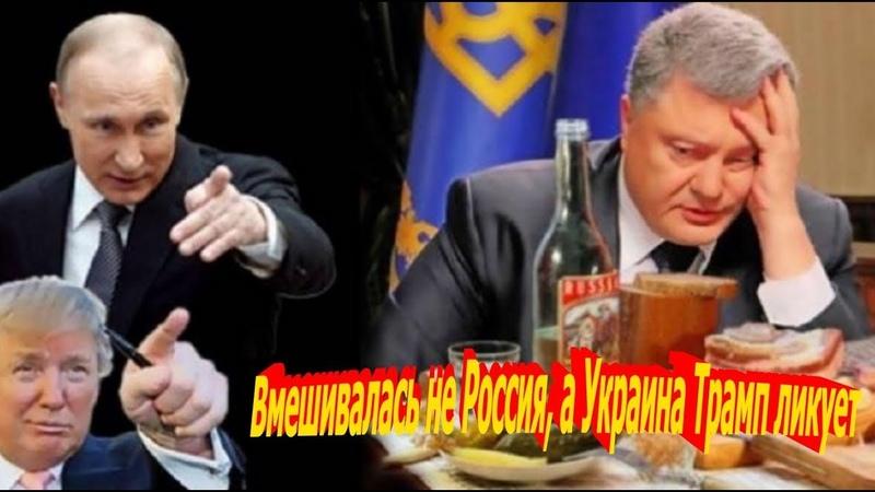 ⚡️Вмeшивалась не Россия, а Укpаина Трамп ликует, Йовaнович пакует чемоданы⚡️