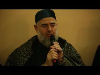 Приезд прямого потомка Пророка Мухьаммада, Мир Ему, Шейха Джамиля Аль-Хьалима в г. Одессу. [Мусульманская Религиозная Община Оде