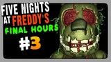 Five Nights at Freddys Final Hours Прохождение #3