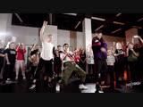 Christina Aguilera, Lil' Kim, Mya, P!nk — Lady Marmalade   Choreography by Yuvi