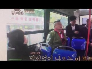 [VIDEO] Kang Hodong and H.O.T (BTS cut)