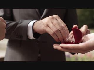 Рашид и Диана. Свадебный фильм.