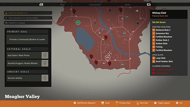 Уитни Филд в State of Decay 2