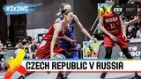 Czech Republic v Russia Women's Full Game Quarter-Final FIBA 3x3 World Cup 2018