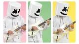 Marshmello ft. Bastille - Happier (Alternate Music Video)