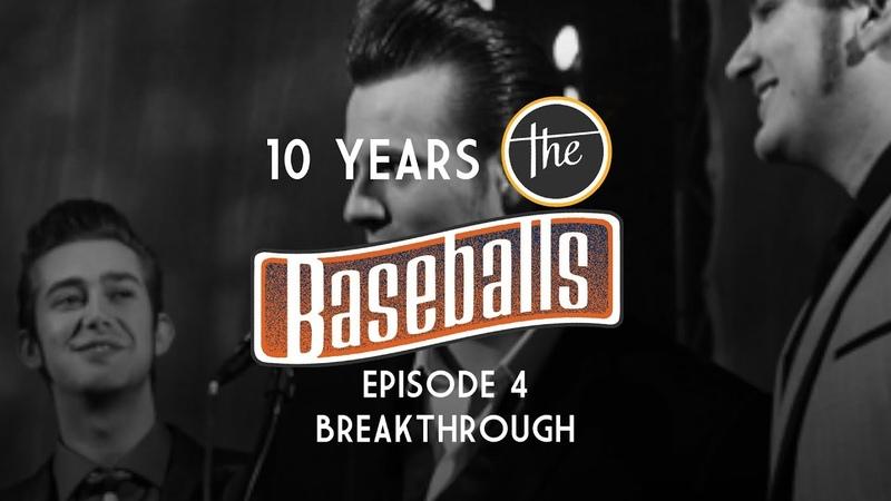 The Baseballs - 10 Years History Episode 4 - Breakthrough