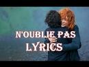 LP Mylène Farmer N'Oublie Pas Lyrics 2018