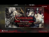 Castlevania Requiem_ Symphony of The Night And Rondo of Blood - тизер.