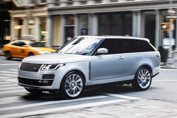 Land Rover отказался от самого дорогого Range Rover в истории. Компания Land Rover свернула проект запуска в серию трехдверного внедорожника Range Rover SV Coupe, который должен был стать самым