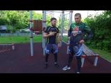 Чемпион Мира по ММА - Шамиль Абдулаев и основатель Zaleev Fight Team - Георгий Залеев о том как надо заниматься во дворе!