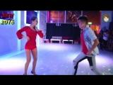 Танцуют Аксель и Мария под песню Сергея Ищенко - Ты со мной. NEW 2018.