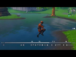 At certain intervals, you can hear a sound from below Loot Lake. The timing at which the s