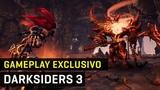 Gameplay exclusivo de Darksiders III