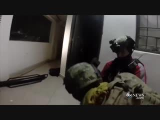 Спецоперация по поимке мексиканского наркобарона
