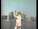 9 year-old boy's self-paying tribute to Madonna. 1991