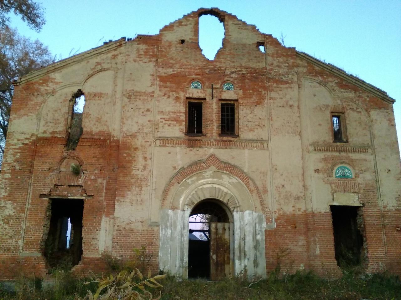 [13/10/2018] - Церковь Иоанна Богослова