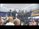 Игроки сборной Франции после победы на ЧМ скандировали кричалки в честь Путина