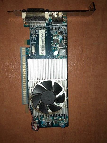Radeon HD 6450 1GB DDR3 64bit