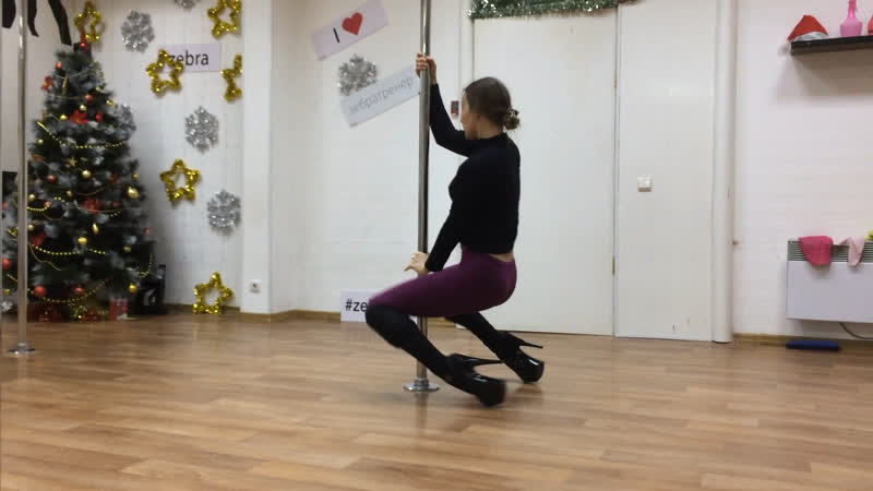 Pole Exotic level 2 Blame it on me Part 1
