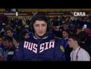 Интервью Абдулрашид Садулаев Чемпион Европы по вольной борьбе (92 кг) Каспийск 2018