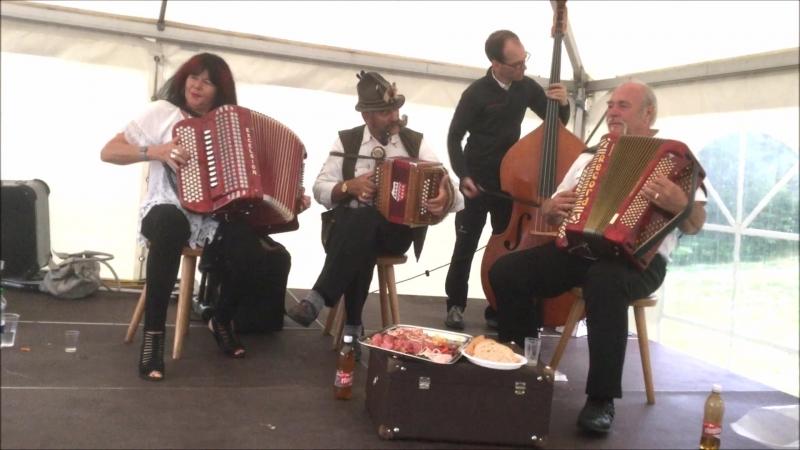 Musique folklorique Suisse (canton du Valais)