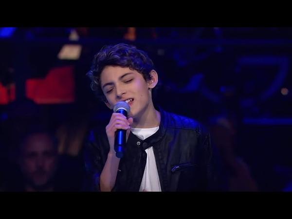 Benicio - Sing-Off - Bird set free - The Voice Kids 2018 (Germany) - SAT.1