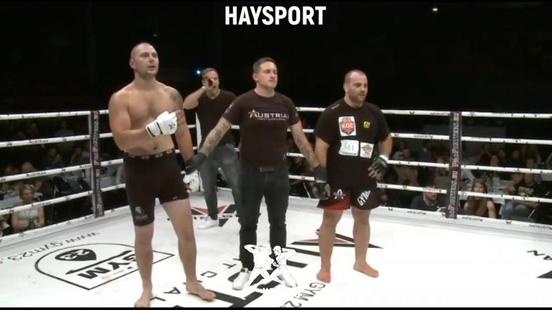 Григор Ашугбабян vs Неманья Кукич