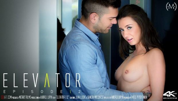 SexArt - Elevator Part 2
