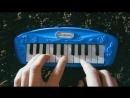 Создание бита на пианино за 200 рублей