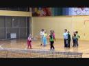 Открытый урок по теннису